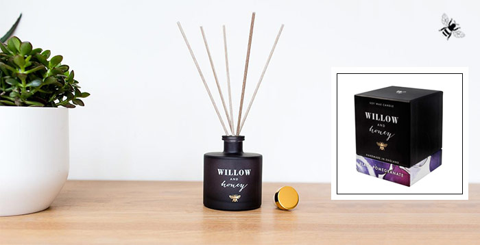 Willow and Honey Room Diffuser