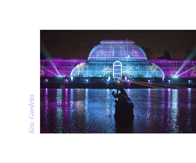 What's On: The UK's Best Light Shows