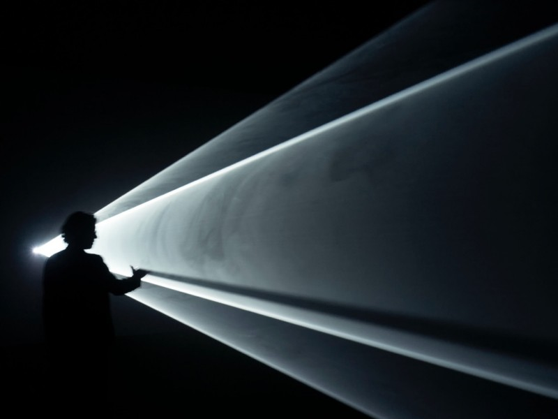 Anthony McCall, Solid Light Works