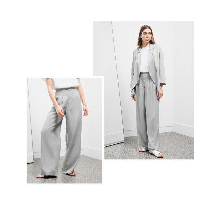 Summer Tailoring Trousers