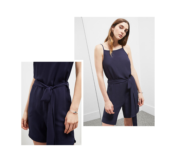 Soft Crepe Playsuit