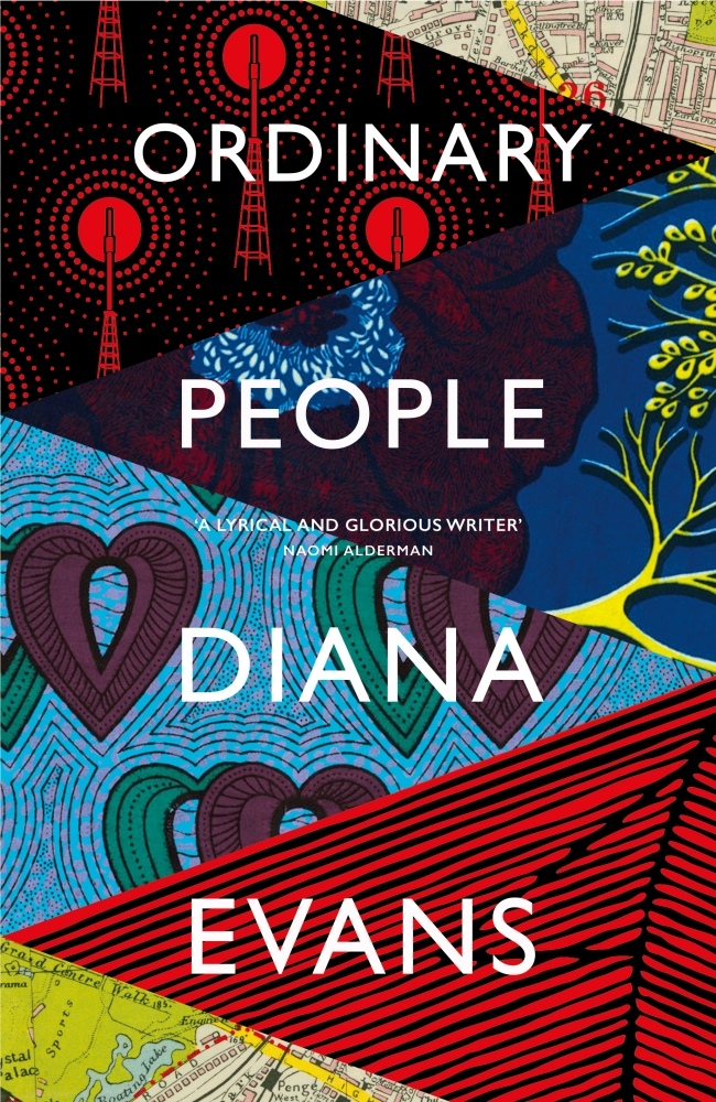 Diana Evans - Ordinary People