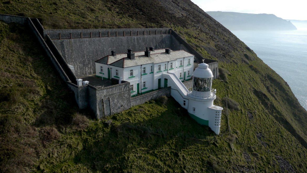 The Lighthouse Keeper's Cottage, Lynton, Devon