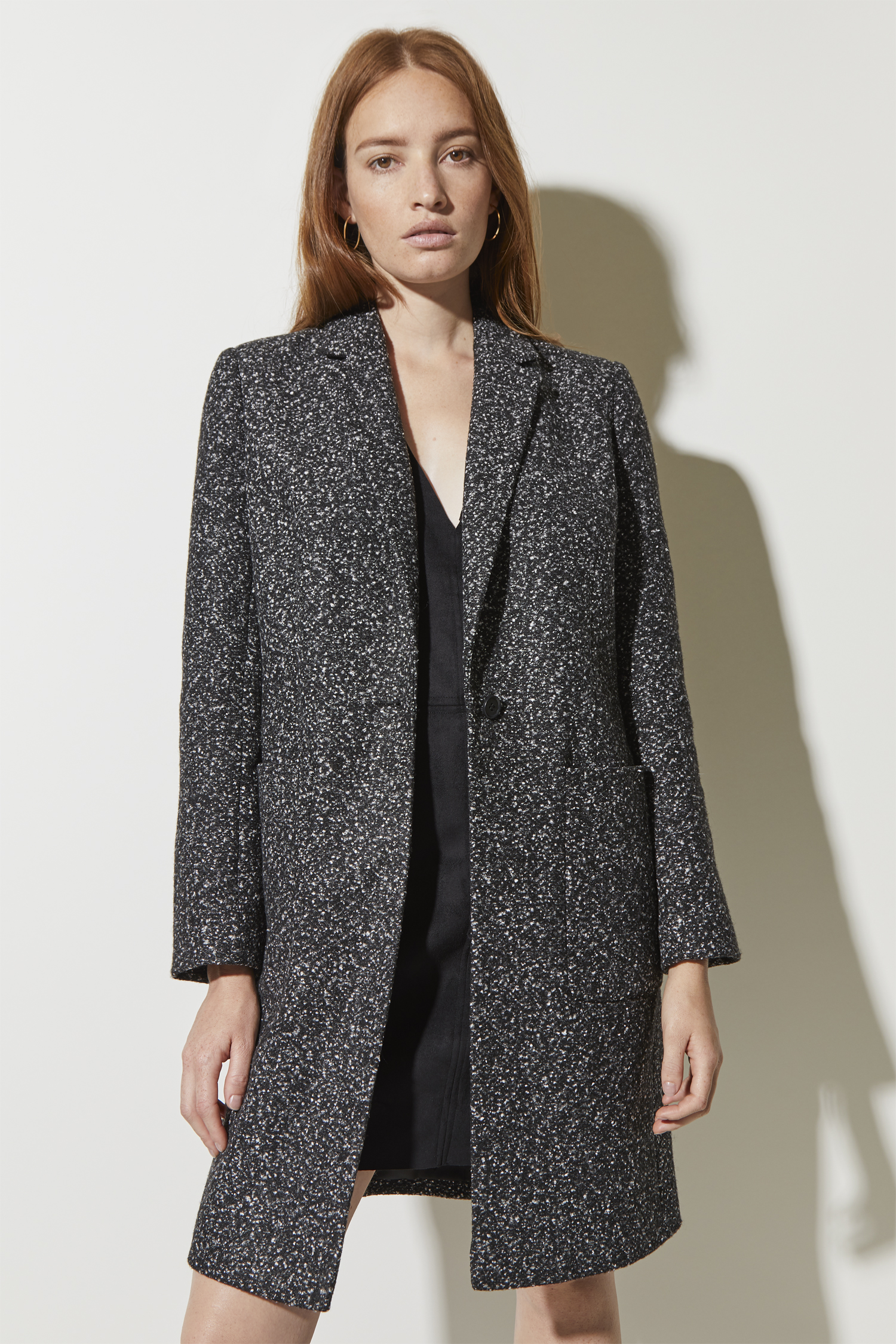 wool coats for women