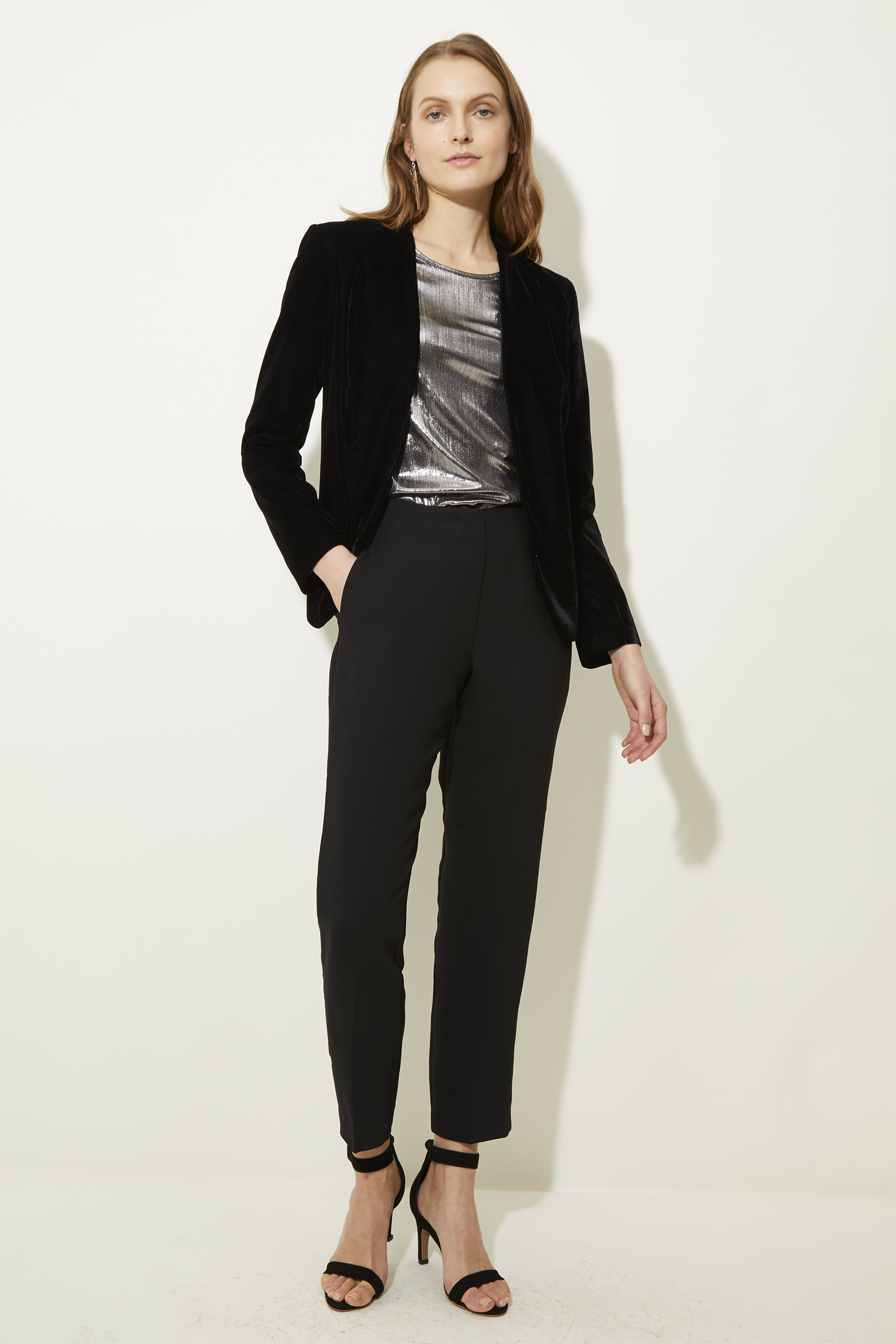 velvet jackets for women