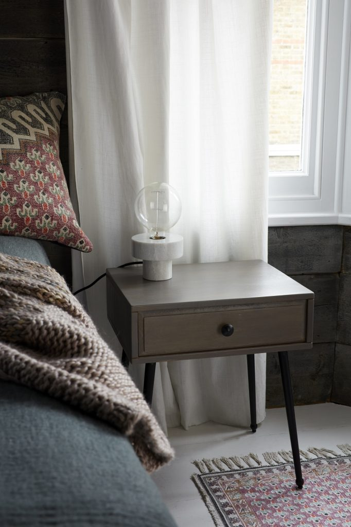 New Years Resolutions - Bedside Table