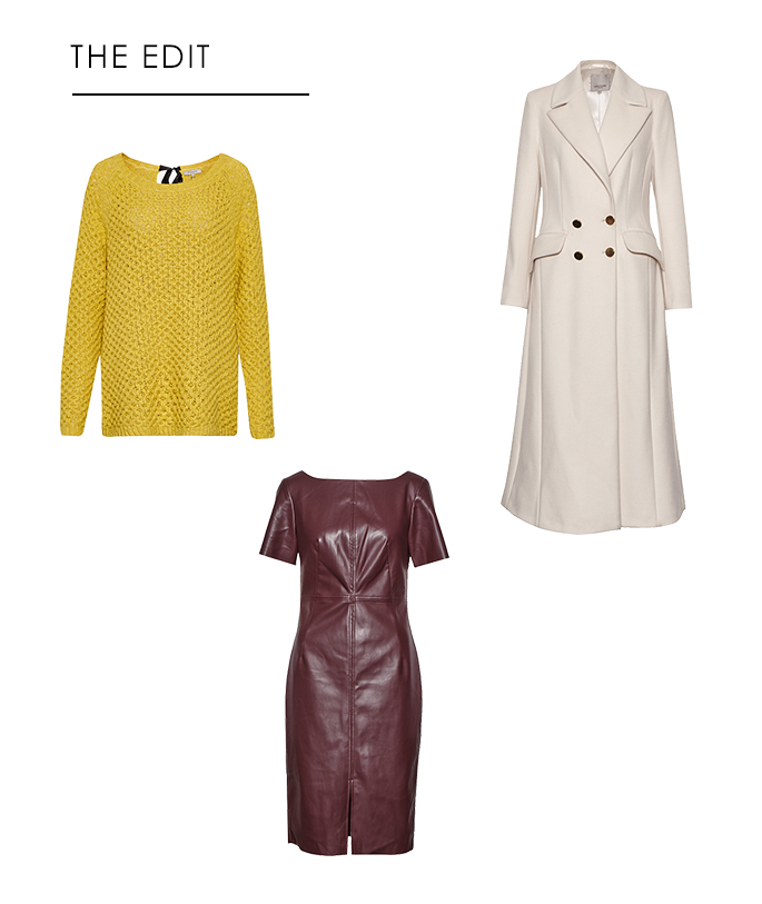 Sale Shopping - Knitwear, Dresses & Coats