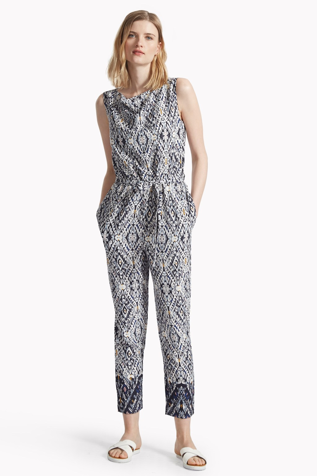 Holiday Staple - Diamond Daze Jumpsuit