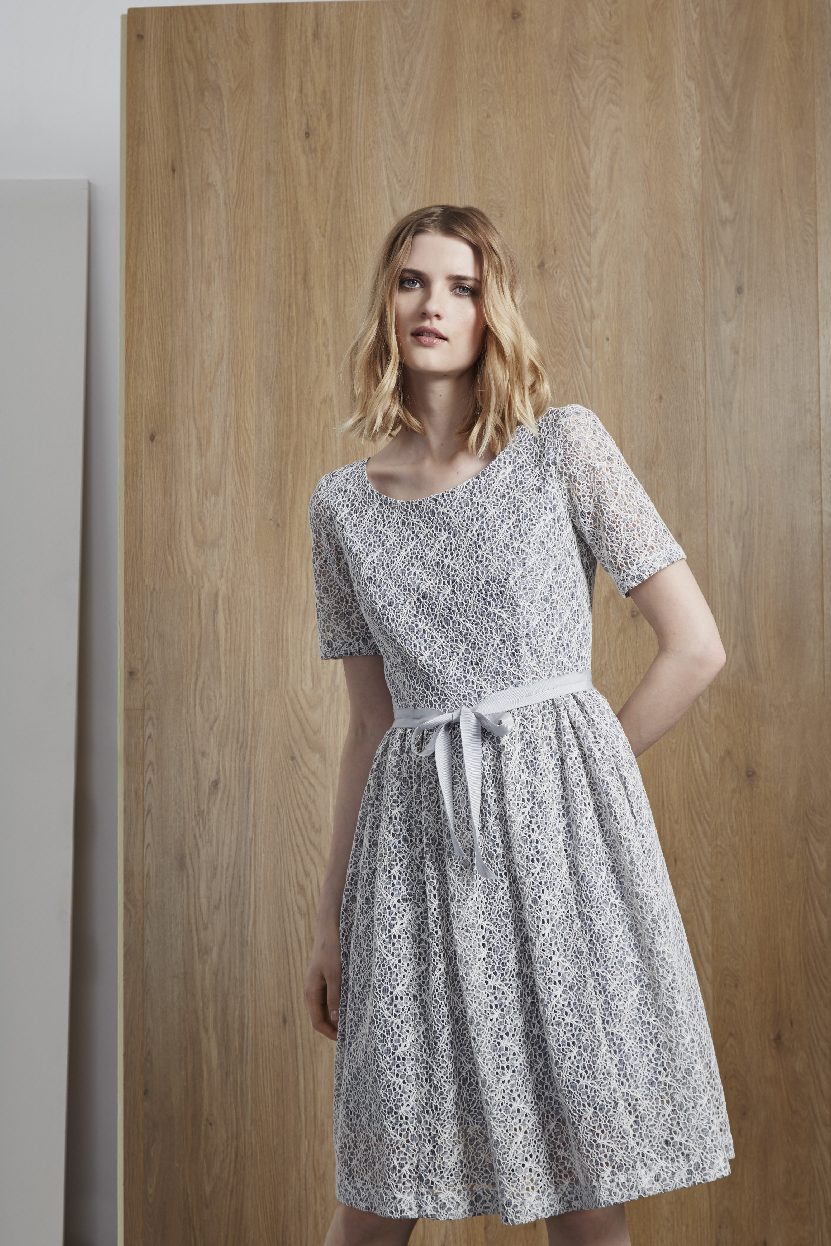 Lexie Lace Dress perfect for wedding guests