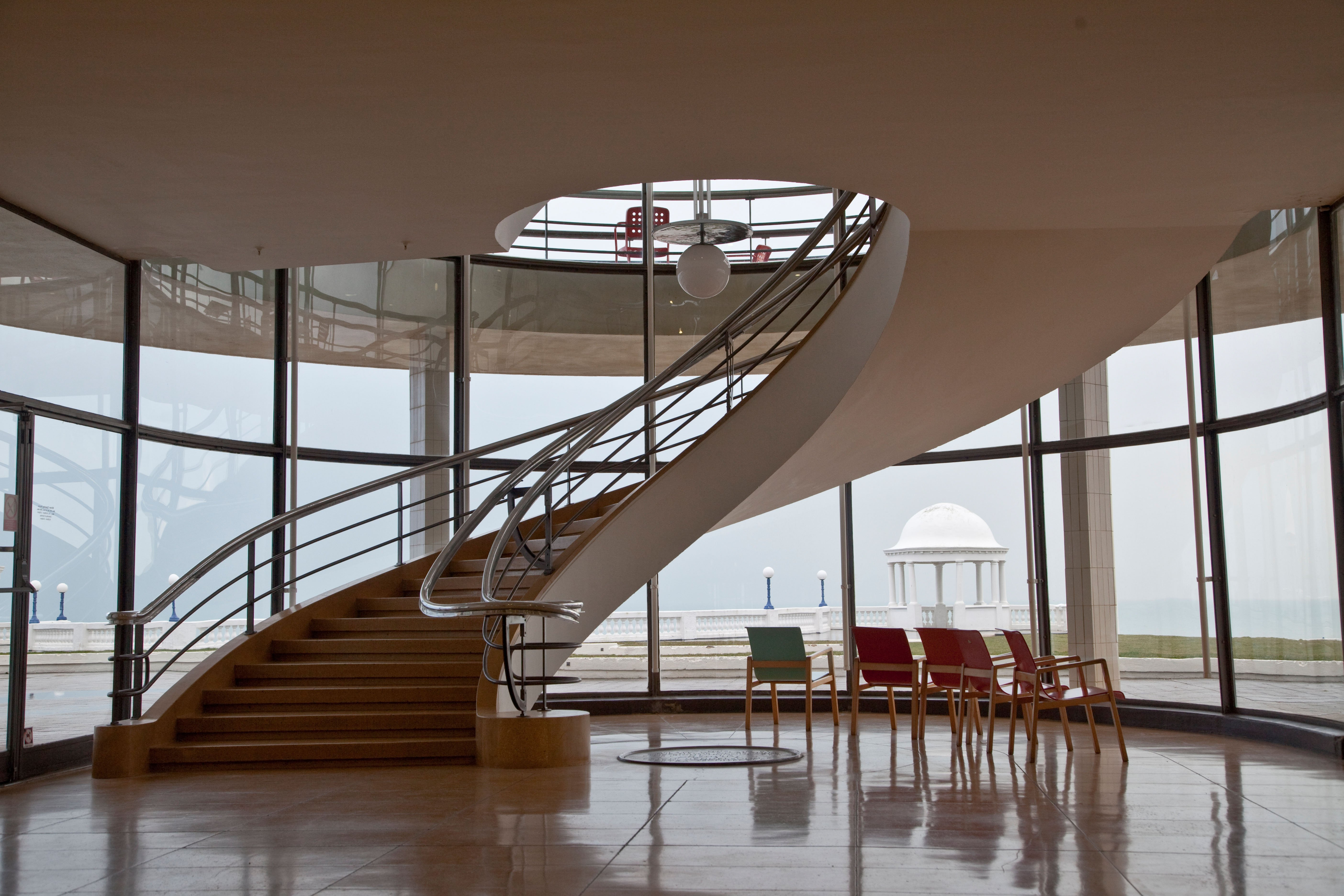 Bank Holiday Ideas - De La Warr Pavilion