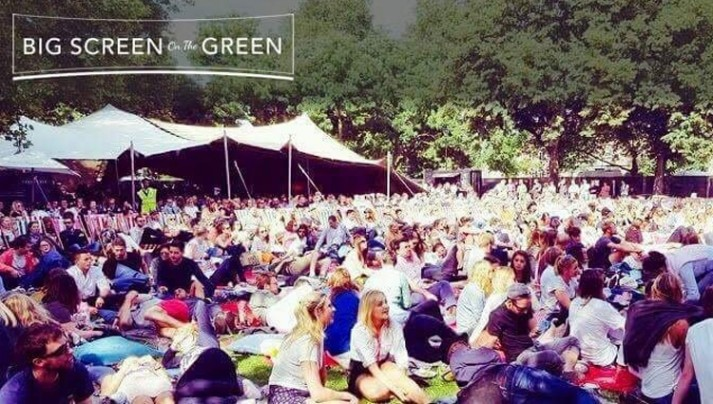 Big Screen on the Green, Fulham