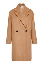 Looks Great With Blenheim Wide Revere Collar Coat