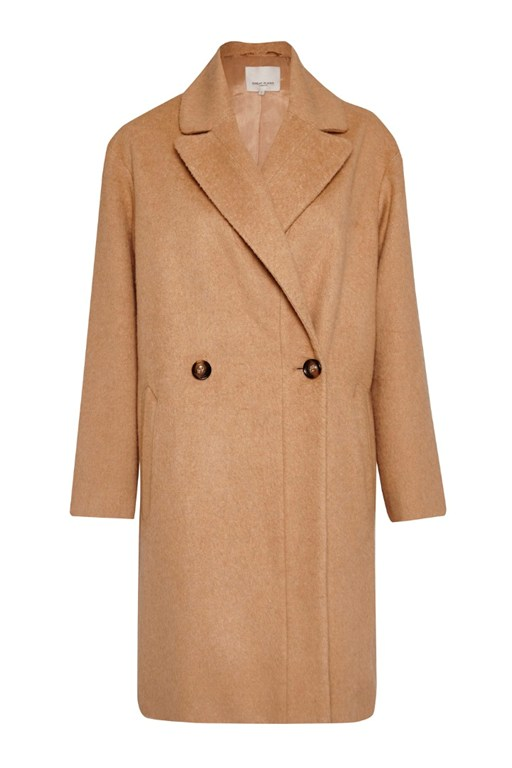Complete the Look Blenheim Wide Revere Collar Coat