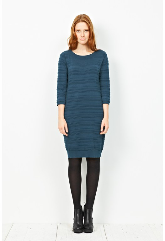 Rome Bobble Knit Dress