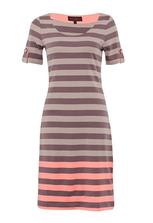 Cilla Stripe Dress