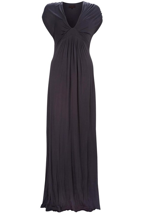 Dusty Jersey Maxi Dress