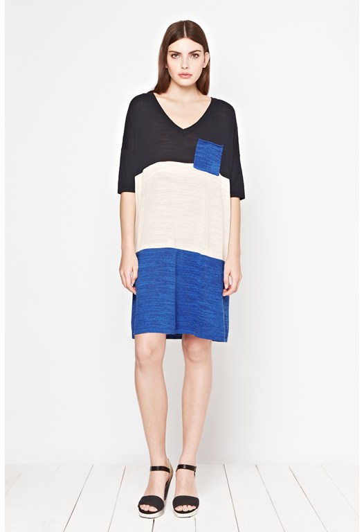 Big Band Knit Dress