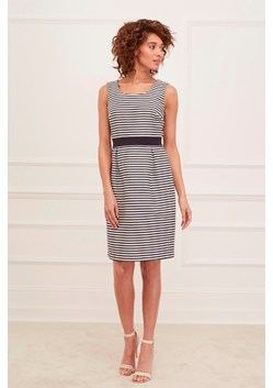 Bella Breton Stripe Dress
