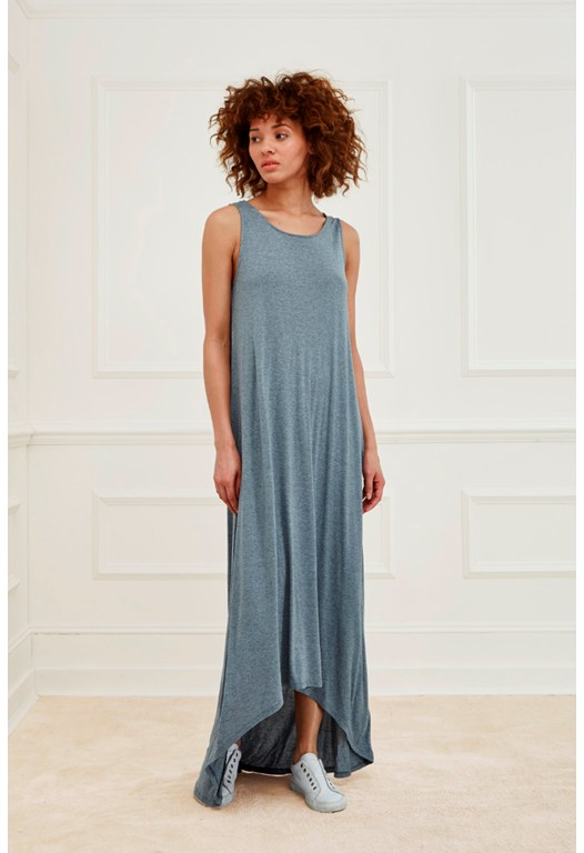 Summer Melange Maxi Dress