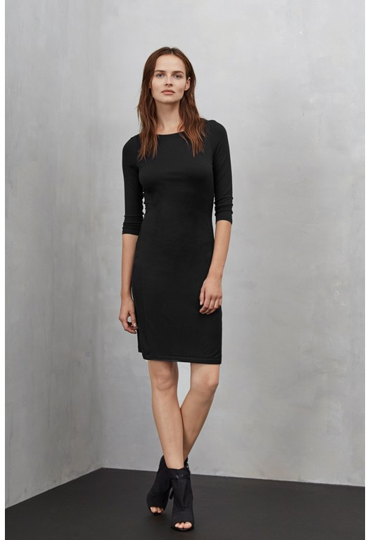 Sudbury Stretch Panelled Dress