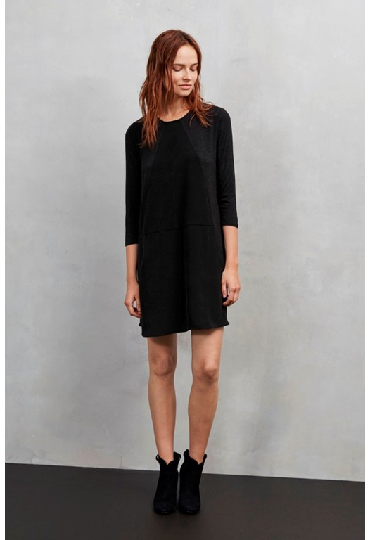 Creature Comforts Tunic Dress