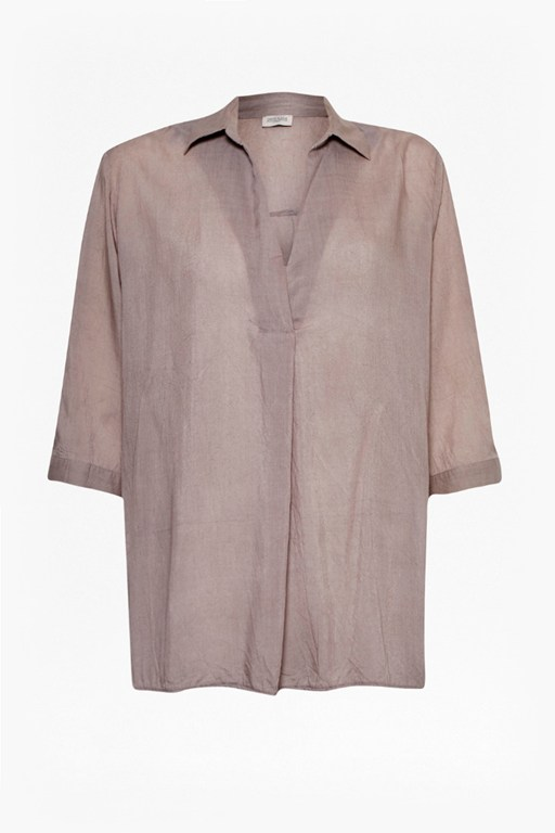 Complete the Look Kezia Shirting Collared Blouse