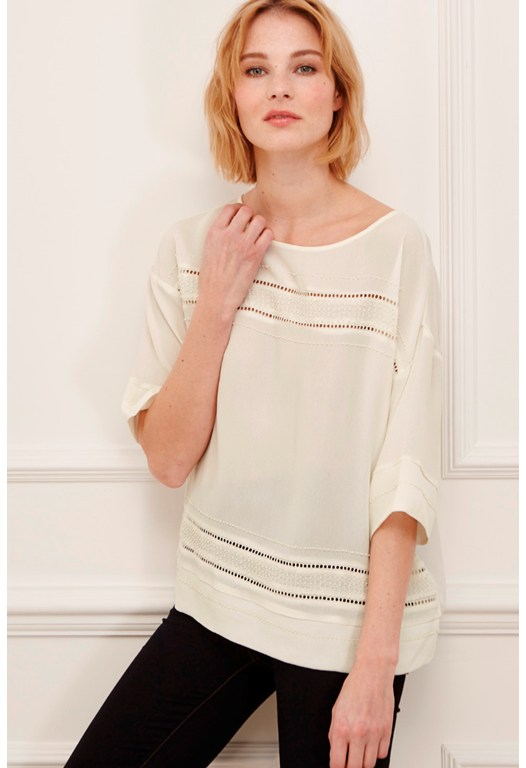 San Sebastian Crossover Back Top