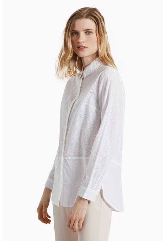 Emma Embroidered Shirt