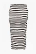Looks Great With Alexandra Striped Pencil Skirt