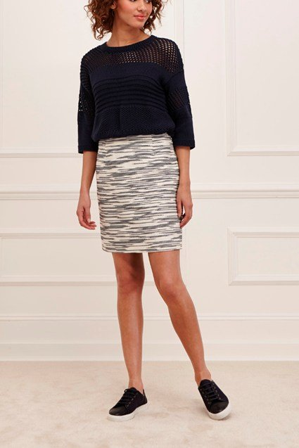 Riviera Stitch Skirt