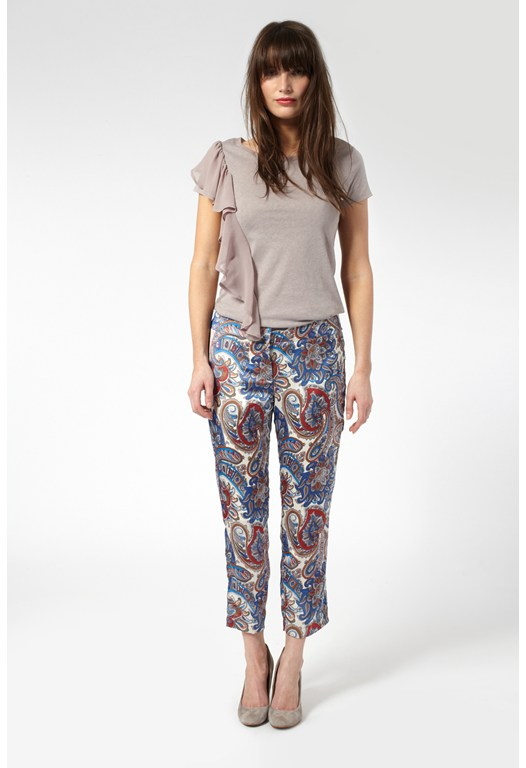 Paisley Party Trousers