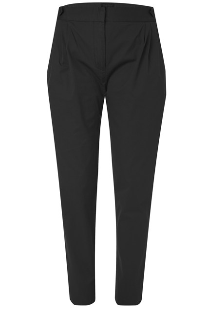Houghton Cotton Pleat Trousers