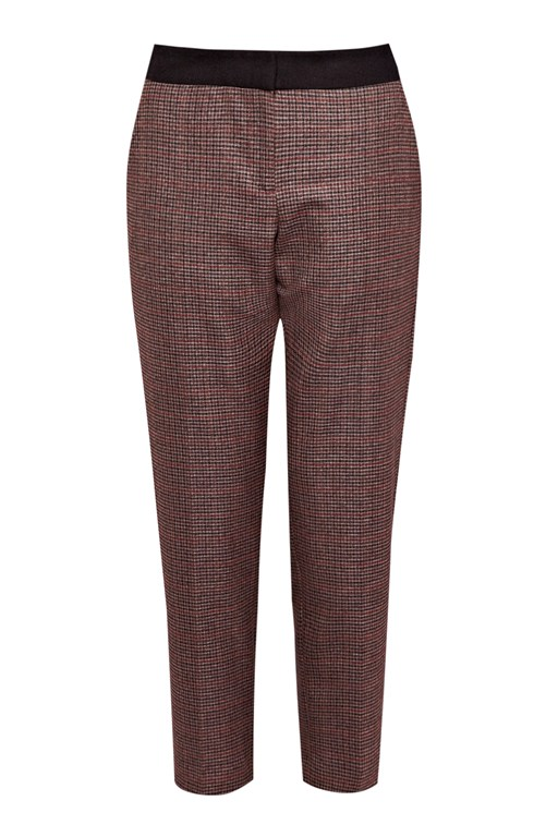 Complete the Look Tally Ho Checked Trousers