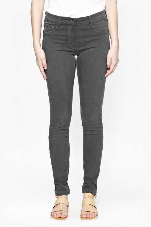 Complete the Look Slate Skinny Jeans