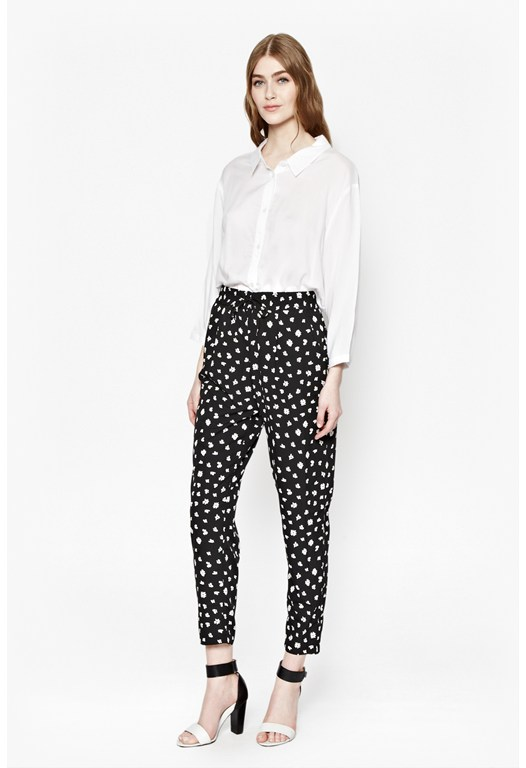 Flower Bomb Trousers