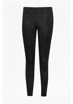 Alphabet Leopard Leggings