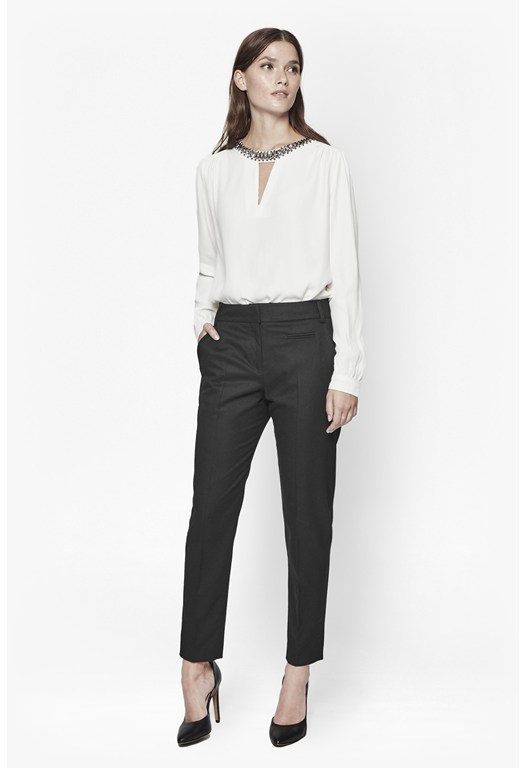 Four Seasons Tailored Trousers