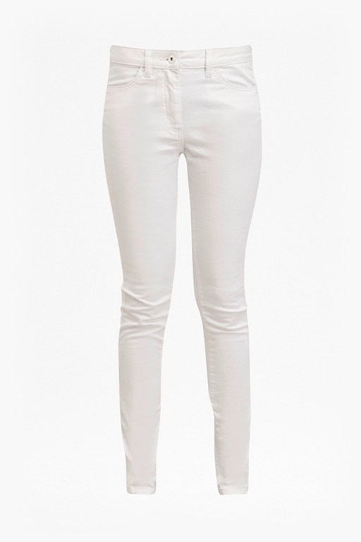 Complete the Look Blanco Denim Skinny Jeans