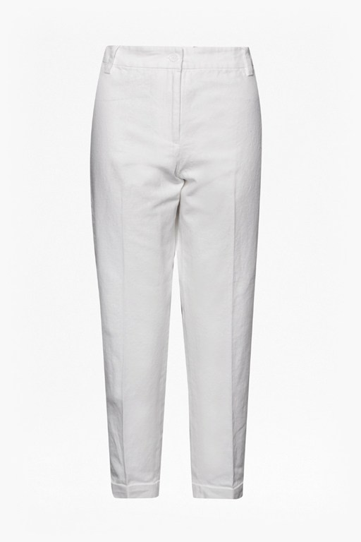 Complete the Look Devon Linen Turn Up Trousers