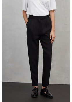 Carmel Crepe Tapered Trousers