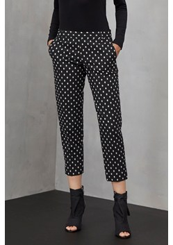Ikat Spot Stretch Skinny Trousers
