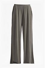 Looks Great With So Peachy Wide Leg Jersey Trousers