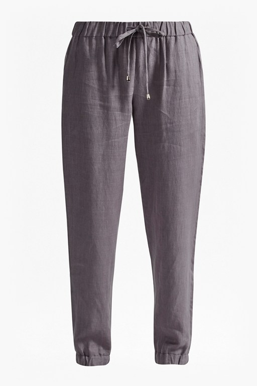 Complete the Look Lara Linen Jogger Trousers