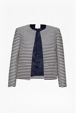 Looks Great With  Bella Breton Stripe Jacket