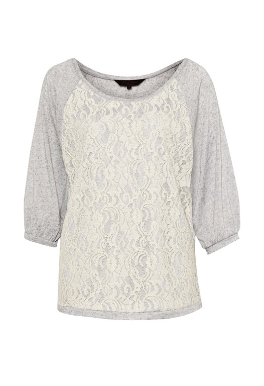 Olivia Lace Raglan Top