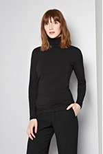 Looks Great With Primrose Roll Neck Top