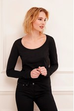 Looks Great With Back To Basics Cotton Top