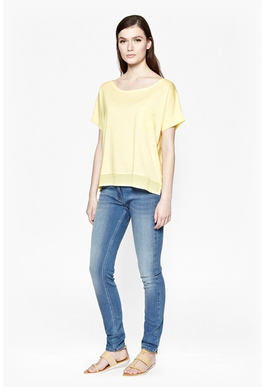 Featherweight Pocket T-Shirt