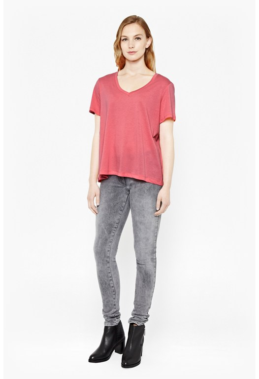 Featherweight Cotton T-Shirt