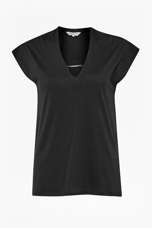 Complete the Look Featherweight Jersey V-Neck T-Shirt
